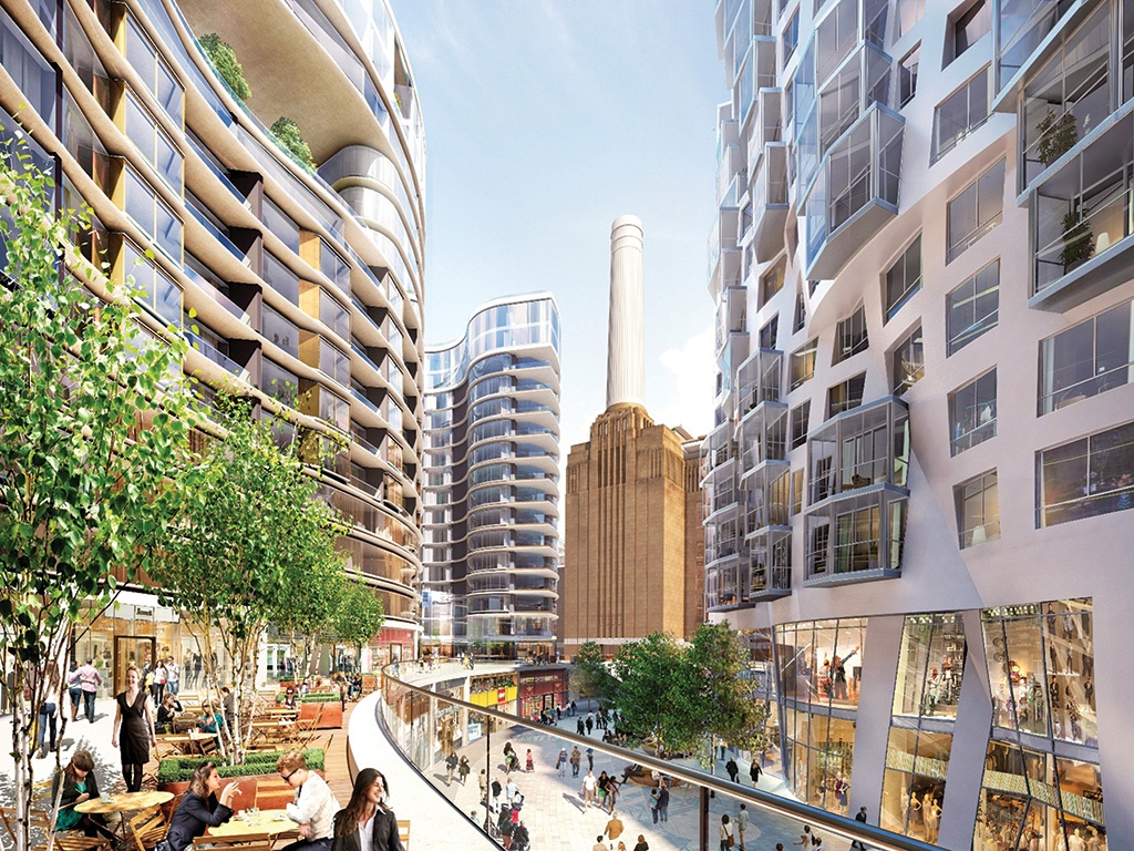 Crossrail Opens New Residential Prospects